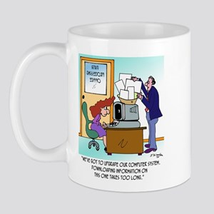 Need To Upgrade Computer Mug
