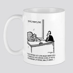 Unique Career Goals Mug