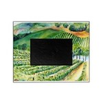 Winery Vineyard Art Picture Frame