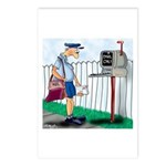 Email Only Postcards (Package of 8)