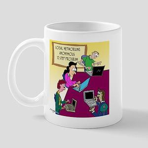 Blogger's Anonymous Mug