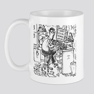 Suggest You Call Technical Support Mug