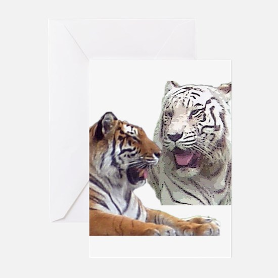 bengals Greeting Cards (Pk of 10)