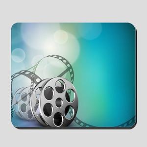 The Silver Screen Mousepad