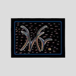 Starry Night MR. 5'x7'Area Rug