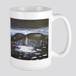 Whale of a tail Mugs