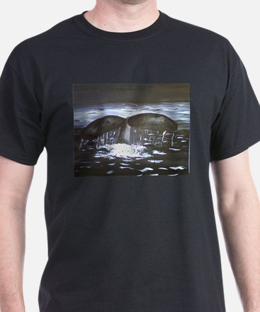 Whale of a tail T-Shirt