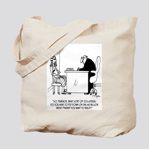 Pharaoh's Collateral Tote Bag