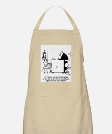 Pharaoh's Collateral Apron