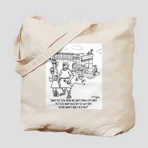 Rome Wasn't Built In A Day? Tote Bag