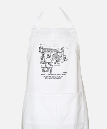 Rome Wasn't Built In A Day? Apron