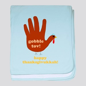 gobble tov! baby blanket