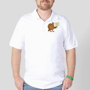 A-holes Golf Shirt