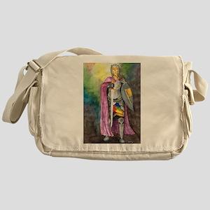 Guardian of Virtue Messenger Bag