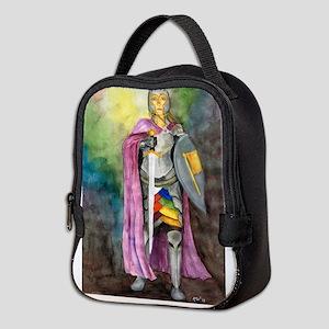 Guardian of Virtue Neoprene Lunch Bag