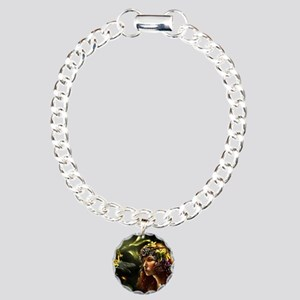 Dragon Fly, Fairy Charm Bracelet, One Charm