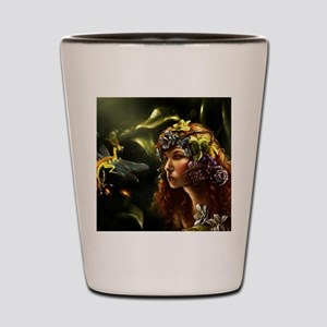 Dragon Fly, Fairy Shot Glass