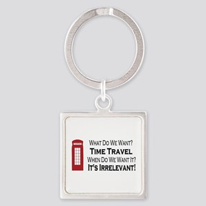 Time Travel Keychains