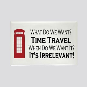 Time Travel Magnets