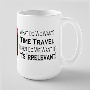 Time Travel Mugs