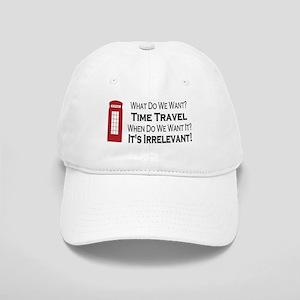 Time Travel Baseball Cap