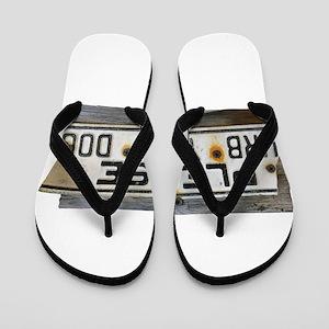 Please `urb Flip Flops