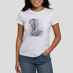 African Elephants T-Shirt