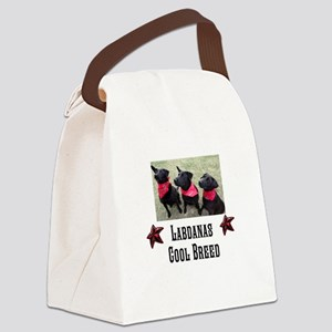 Labdana Cool Breed Canvas Lunch Bag