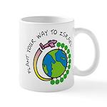 Plant Your Way to Israel Mug