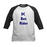 DC Bus Rider Kids Baseball Jersey