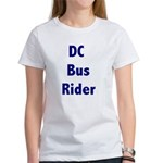DC Bus Rider Women's T-Shirt