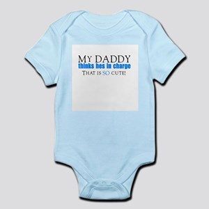 My Daddy thinks Body Suit