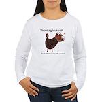 Thanksgivukkah 2013a Long Sleeve T-Shirt