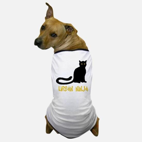 Urban Ninja Dog T-Shirt