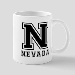 Nevada State Designs Mug