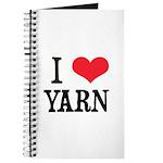 I Love Yarn Journal
