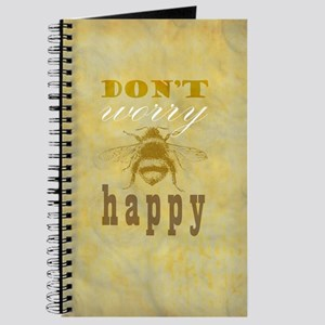 Don't worry be happy  Journal