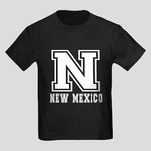 New Mexico State Designs Kids Dark T-Shirt