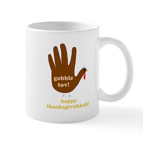 gobble tov! mug