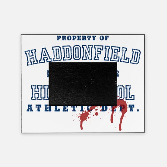 3-haddonfield_highschool Picture Frame