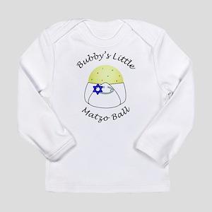 MatzoBall Bubby Long Sleeve T-Shirt