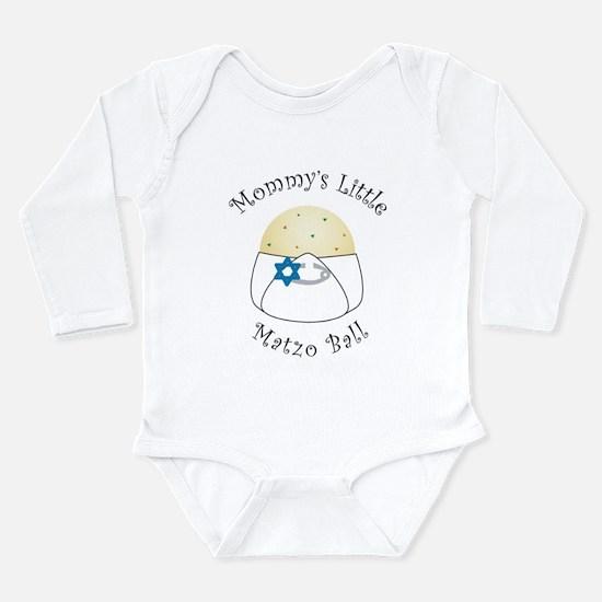 Mommy's Little Matzo Ball Body Suit