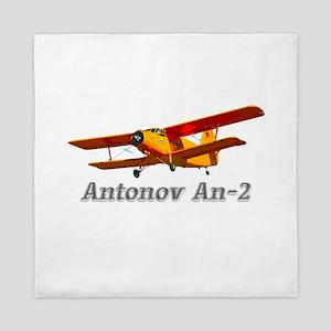 Antonov An-2 b Queen Duvet