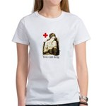 WWI Knitter Women's T-Shirt