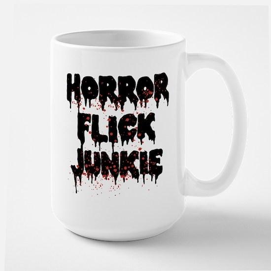 Horror Flick Junkie Mug
