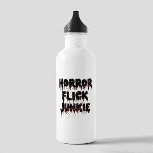 Horror Flick Junkie Stainless Water Bottle 1.0L