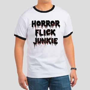 Horror Flick Junkie Ringer T