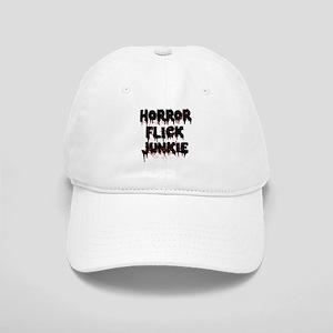 Horror Flick Junkie Cap