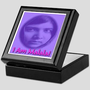I Am Malala Keepsake Box