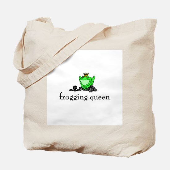 Yarn - Frogging Queen Tote Bag